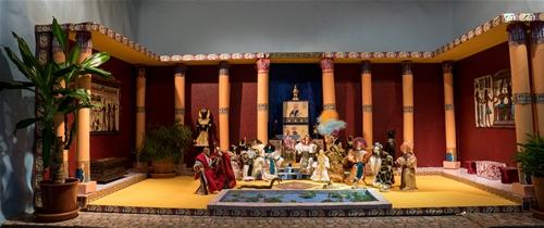 Mose vor dem Pharao